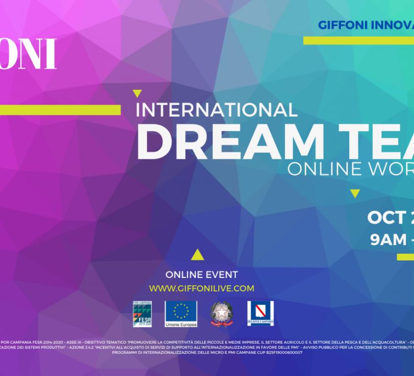 Giffoni Dream Team International