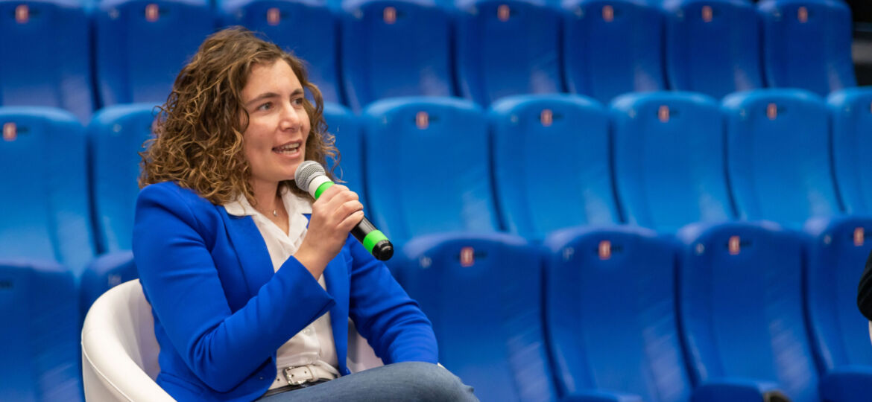 Anna Laura Orrico - Sottosegretario Mibact